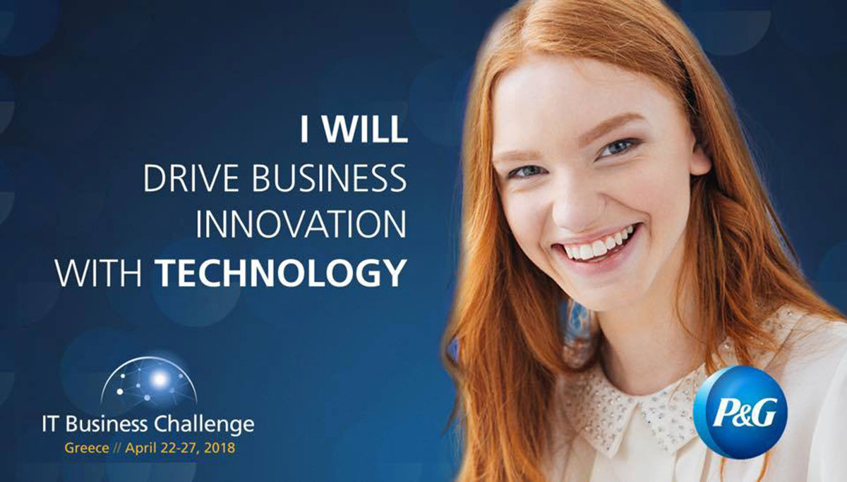 P&G IT Business Challenge 2018